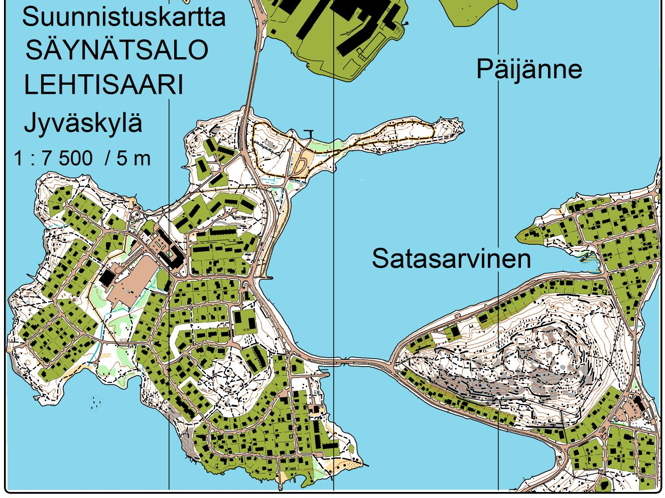 Saynatsalon Voimalinja Ja Muita Aloitteita Kuntalaisaloitepalvelu